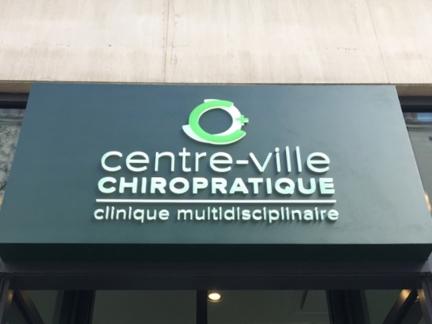Centre-Ville & Rive-Sud Chiropratique