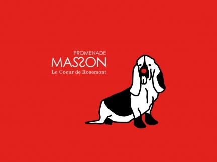 La Promenade Masson – Le coeur de Rosemont